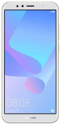 Смартфон Huawei Y6 Prime (2018) 16Gb Gold