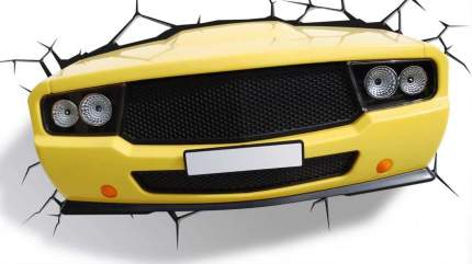 Светильник 3DLightFX Muscle Car 10014