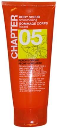 Скраб для тела Mades Cosmetics Chapter Персик и орхидея, 200 мл