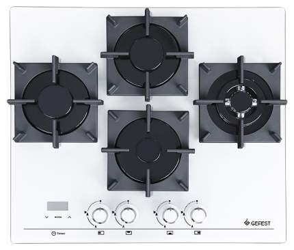 Встраиваемая варочная панель газовая GEFEST ПВГ 2231-03 К32 White