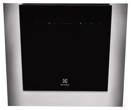 Вытяжка наклонная Electrolux EFF55680BX Silver/Black