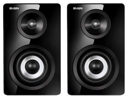 Колонки для компьютера SVEN SPS-750, Black, 50 Вт, ПДУ, Bluetooth, Optical