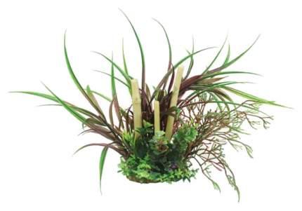 Искусственное растение ArtUniq Lagarosiphon madagascariensis Red & bamboo 20 ART-1160504
