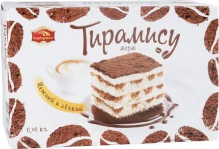 Торт тирамису Черемушки бисквитный 430 г