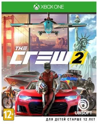 Игра The Crew 2 для Xbox One
