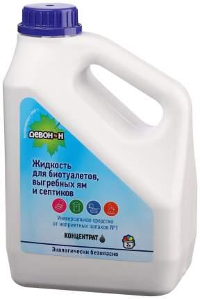 Жидкость для биотуалета Девон-Н 324232 Белый, синий
