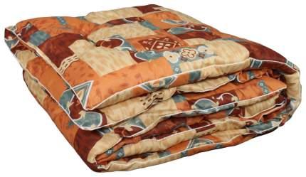 Одеяло АльВиТек овечья шерсть традиция 200x220