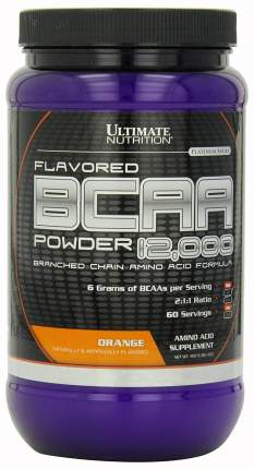 Ultimate Nutrition BCAA 12000 457 г апельсин