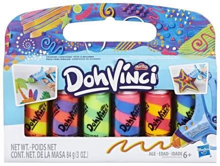 Набор для рисования Play-Doh DohVinci Катриджи 6 шт E0340EU4