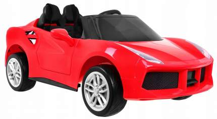Электромобиль красный Shenzhen toys LS588R