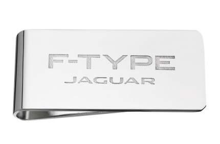 Посеребренный зажим для банкнот Jaguar F-type Money Clip, артикул JFAAFTMC