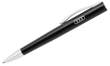 Шариковая ручка Audi Rings Ballpoint Pen, Black, артикул 3221700100
