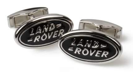 Запонки Land Rover Oval Logo LDCL982BKA Black