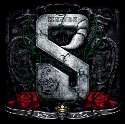 Виниловая пластинка Scorpions STING IN THE TAIL (180 Gram)
