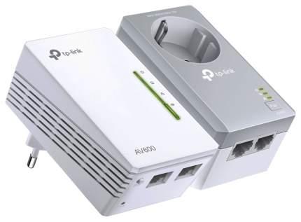 Сетевой адаптер powerline TP-Link TL-WPA4226KIT AV600