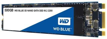 Внутренний SSD накопитель Western Digital 500GB (WDS500G2B0B)