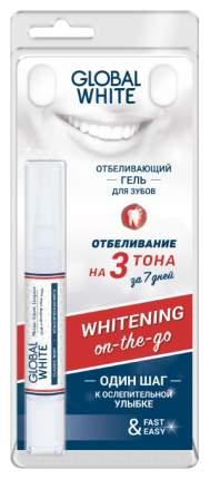 Карандаш для отбеливания зубов Global White Original