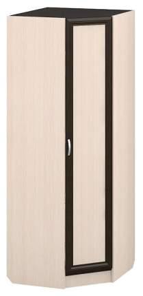 Платяной шкаф Мебель Смоленск MAS_SHO-03_1-MV 80х80х210, дуб молочный