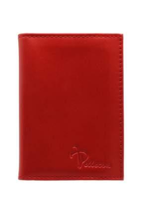 Визитница мужская PELLECON 102-714-5 красная