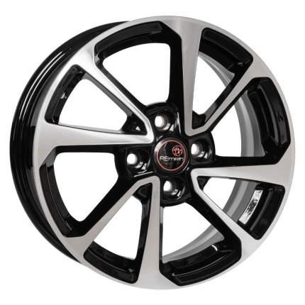 Remain  Hyundai Solaris (R105)  6,0\R15 4*100 ET46  d54,1  Алмаз-черный  10500AR