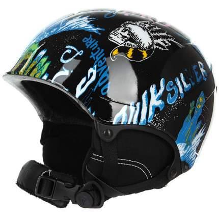 Горнолыжный шлем Quiksilver The Game 2019, Black a Night At The, S