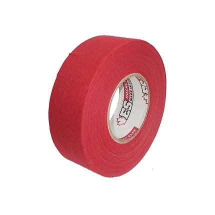 Хоккейная лента ES ES175140 красная, 24 мм