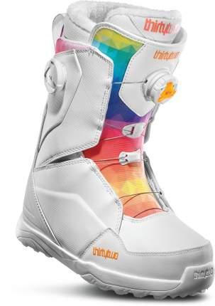 Ботинки для сноуборда ThirtyTwo Lashed Double BOA W's 2020, white, 25