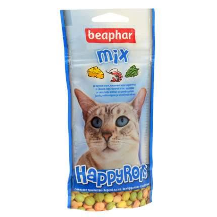 Лакомство для кошек Beaphar Happy Rolls Mix, шарики, 55г