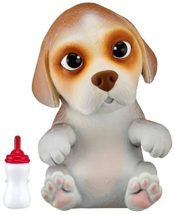 Интерактивный сквиши-щенок Little Live OMG Pets - Бигль Moose