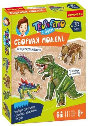 3D-пазл Bondibon анкилозавр 15 деталей