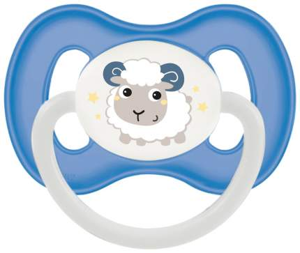 Латексная пустышка классическая Canpol Bunny & Company 100100-M 6-18 месяцев
