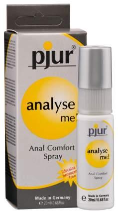Анальный спрей Pjur Analyse Me обезболивающий 20 мл
