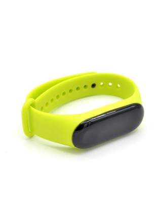 Ремешок Innovation для Mi Band 3/4 Green