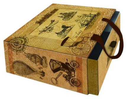 """Коробка подарочная """"Достопримечательности"""""""