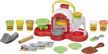 Игровой набор масса для лепки Hasbro Play-Doh E4576 Печем Пиццу