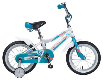 """Велосипед Novatrack """"Novara"""" (цвет: белый, 14"""")"""