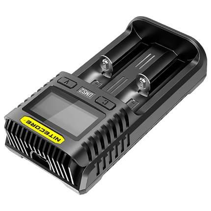 Зарядное устройство Nitecore UMS2 18650/16340