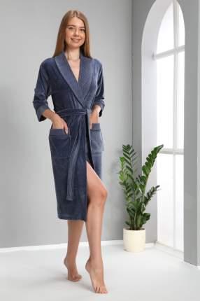 Банный халат Nusa Monday Цвет: Серый (L-xL)