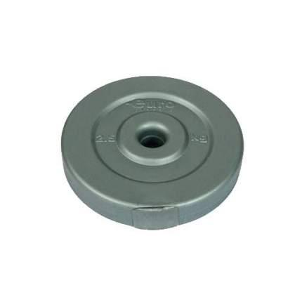 Диск для штанги Euroclassic 2,5 кг, 26 мм