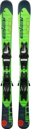 Горные лыжи Elan Jett Qs 130-150 + El 7.5 Shift 2020, 130 см