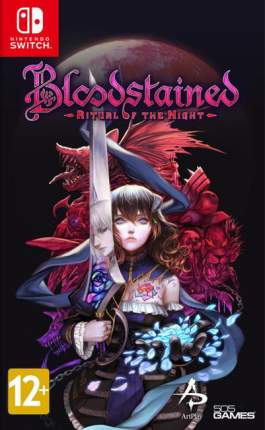 Игра для Nintendo Switch Bloodstained: Ritual of the Night