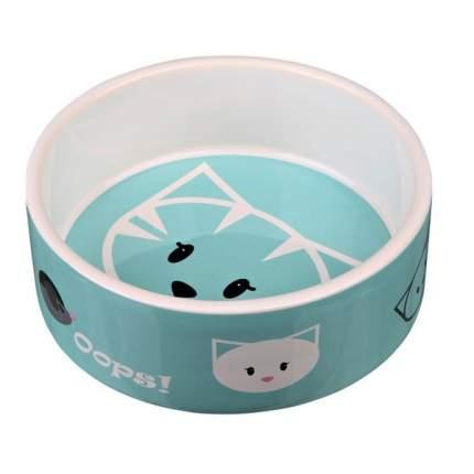 Миска для кошек TRIXIE Mimi, керамическая, в ассортименте, 300 мл