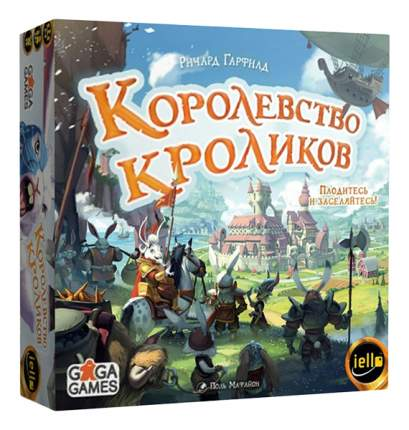 Настольная игра GaGa Games Королевство Кроликов