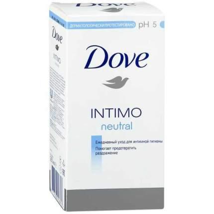 """Гель для интимной гигиены Dove """"Intimo Neutral"""", 250 мл"""