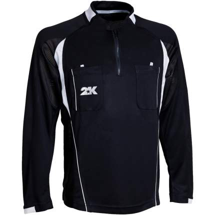 Лонгслив 2K Sport Judge, black/white, XXL INT