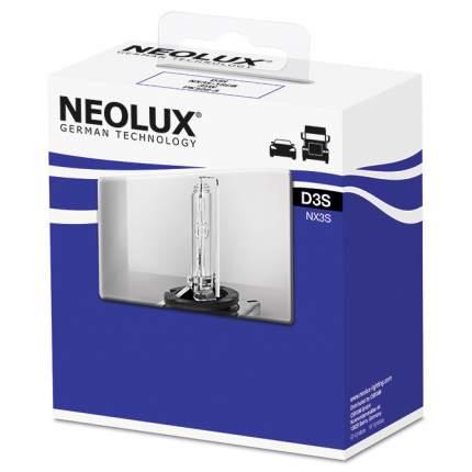 Лампа D3s (35w) Xenon Стандарт, 1шт, Блистер NEOLUX арт. NX3S-1SCB