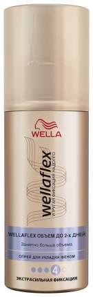 Средство для укладки волос Wella Wellaflex Объем до 2-х дней 150 мл