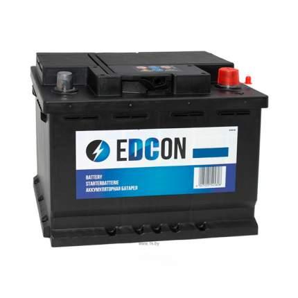 Dc56480l_аккумуляторная Батарея! 56ah 480a   Слева 242х175х190 B13 EDCON