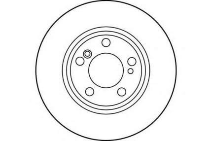 Тормозной диск GIRLING 6027574