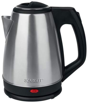 Чайник электрический Scarlett SC-EK21S25 Silver